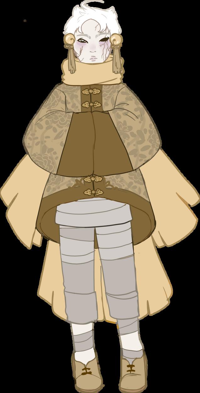 Custom! Ashen Husk by Death2Eden