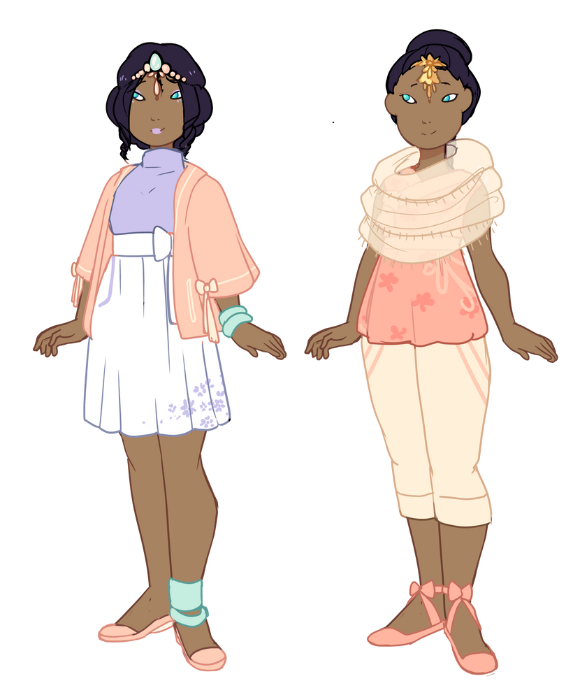 Custom! Comfy Looks by Death2Eden