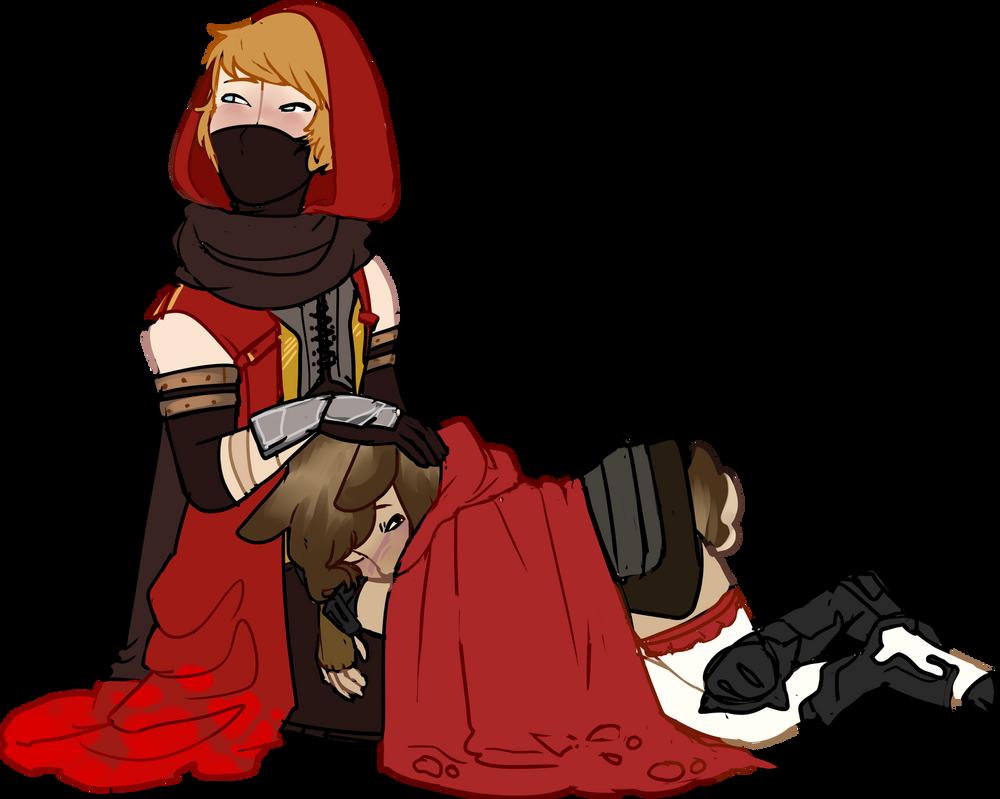 YCH! Cat Nap by Death2Eden