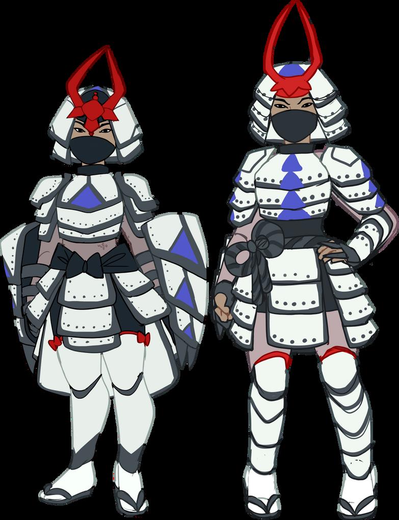 Custom! Scale Armour by Death2Eden