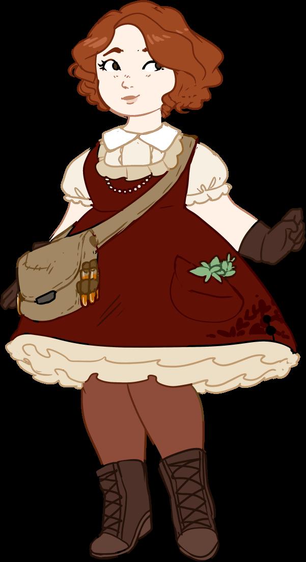 Custom! Red Dress by Death2Eden