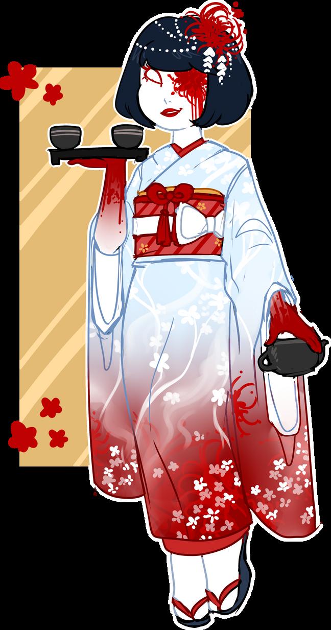 Hanako Tea Party by Death2Eden
