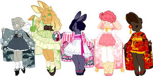 Original Adopts [CLOSED]