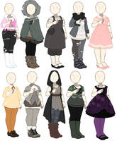 Outfit Adopts [CLOSED]