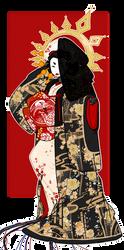 Robot Tayuu by Death2Eden