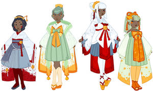 Gijinka Adopts [CLOSED]