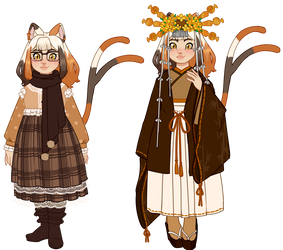 Outfit! MoriNeko