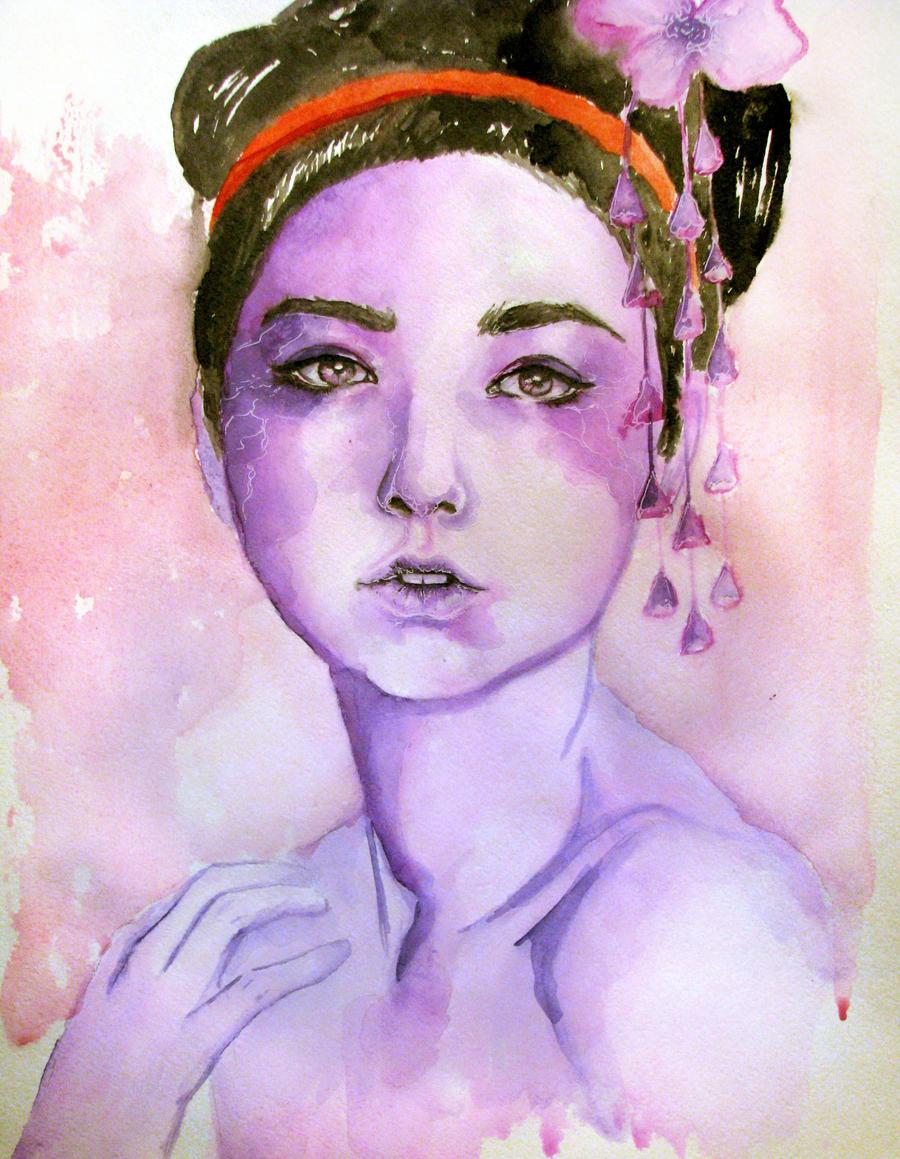 Geisha by agnia-solja