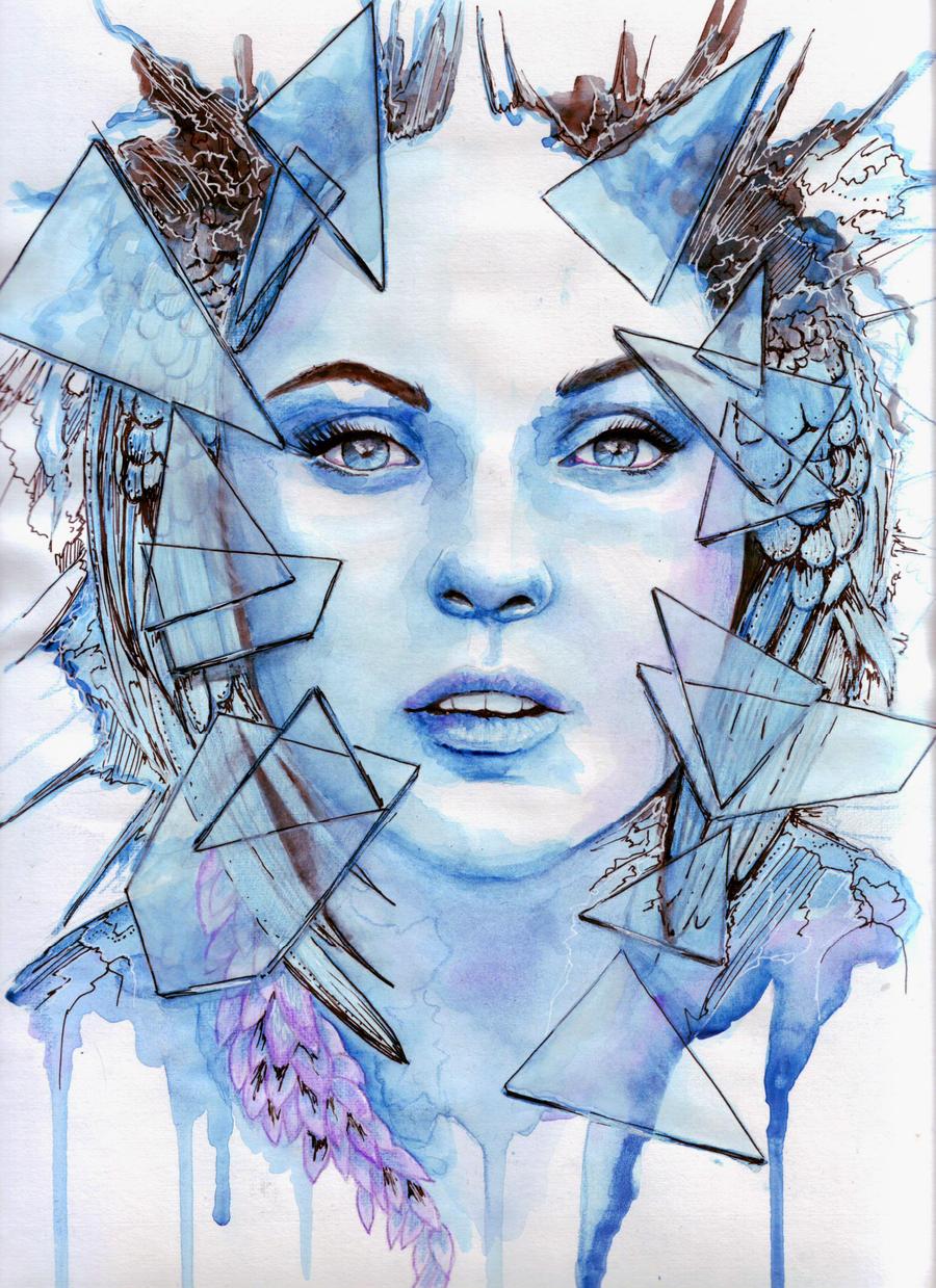 Blue by agnia-solja