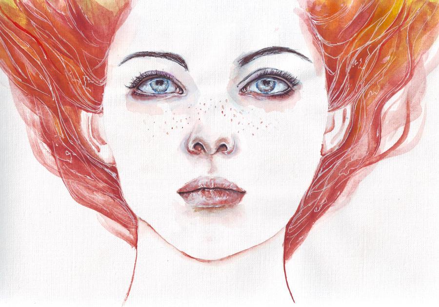 Phoenix by agnia-solja