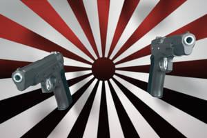 Rising Guns by Deadity