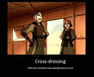 cross dressing by ranilover1414