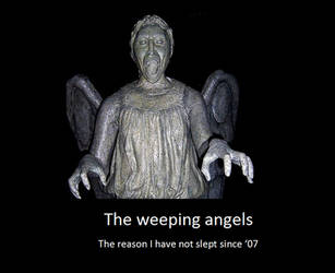 weeping angels by ranilover1414
