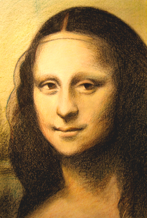 Mona Lisa by Ramira