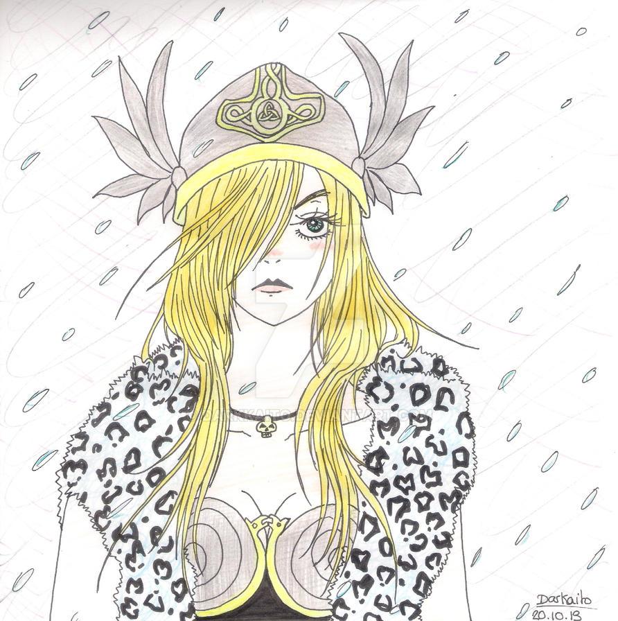 Viking by DarkKaito