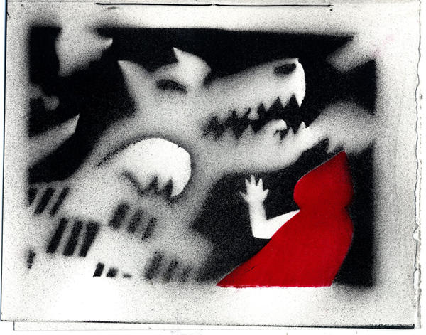 Little Red Riding Hood, p5