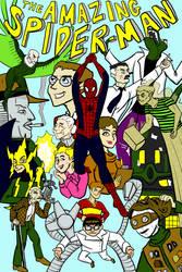 The Amazing Spider-Man! by sebamoya1