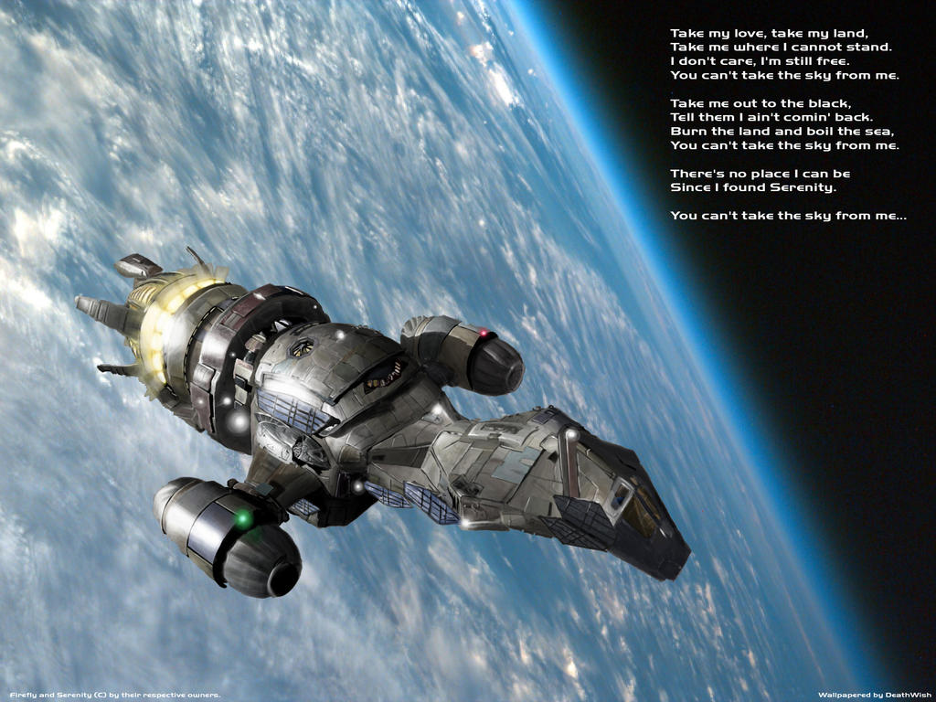 Firefly Serenity Wallpaper By Fleetcommander On Deviantart