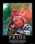 Demotivator - Pride