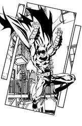 BATMAN by marshinson
