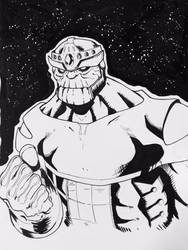 Thanos by marshinson