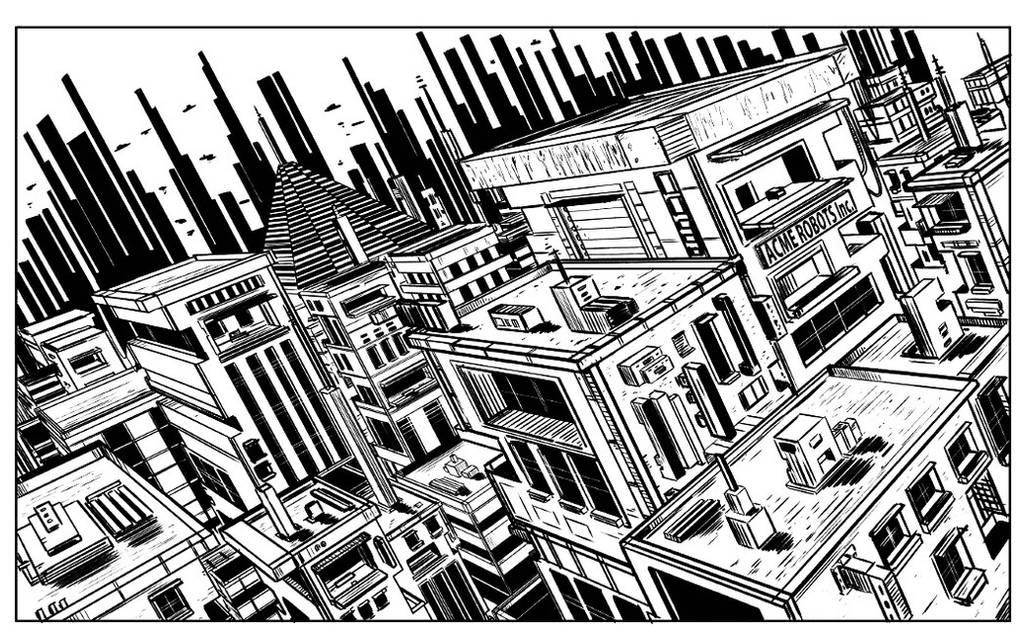 Future City by marshinson