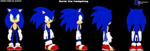 Sonic Adventure -Sonic