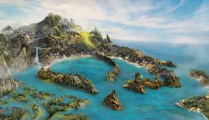 Mystarious Island