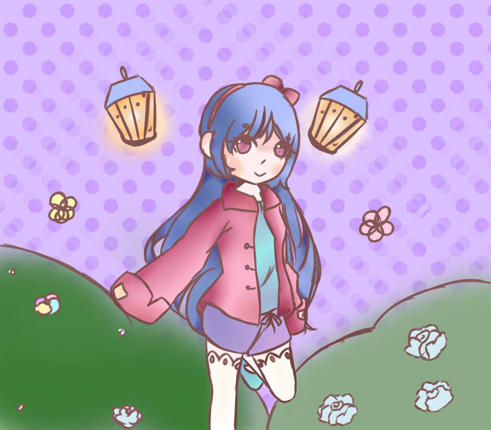 Pastel Girl Challenge! by Pxndemia