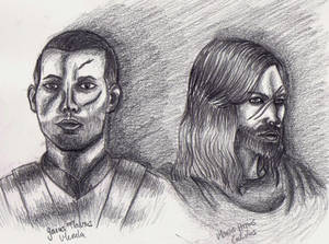 New project-Gaius and Marcus