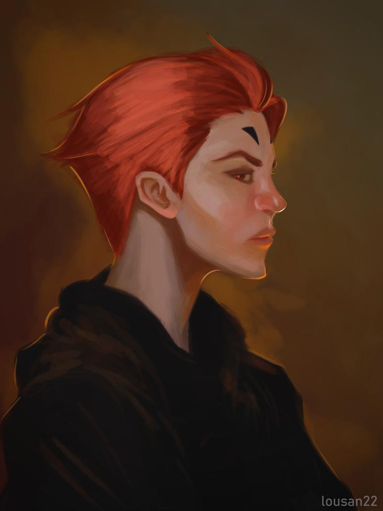 Moira Portrait