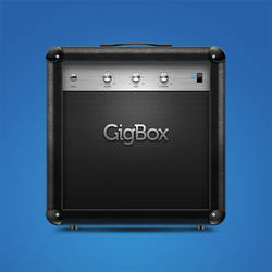 GigBox amplifier