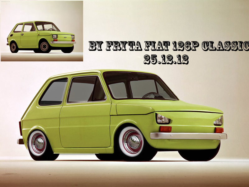 Fiat 126p Tuning by FRYTAxPL