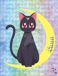 Sailor Moon Crystal Luna
