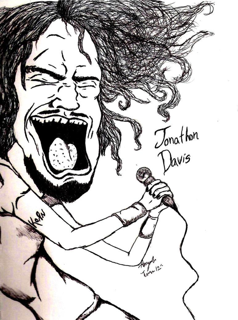 Jonathan Davis by dusk-darkwood