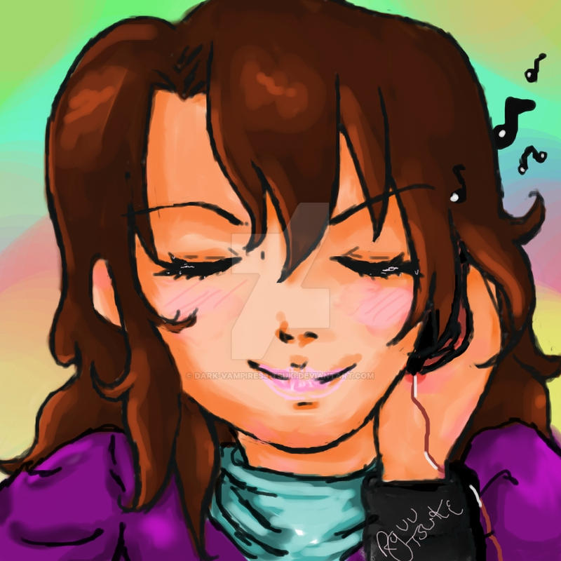 Sweet melody... by Dark-Vampiress-Tsuki