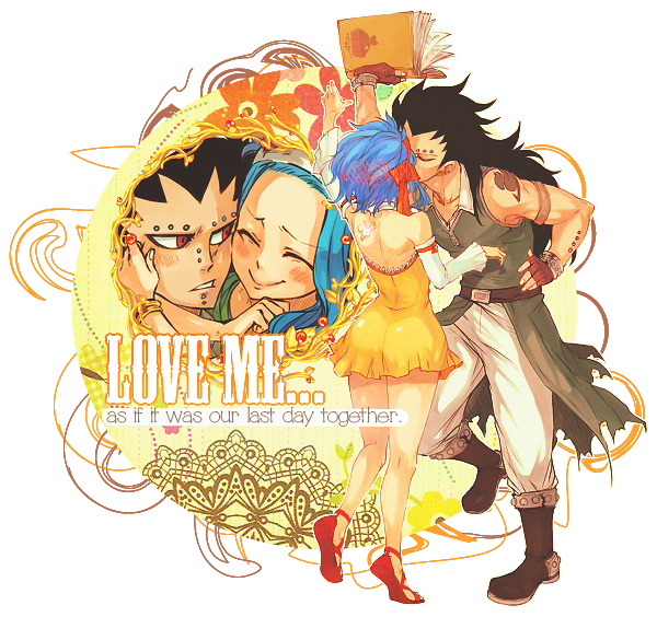 gajeel x levy family - photo #7