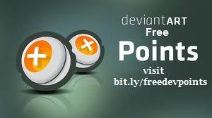 dA free points by ToxicSkeleton