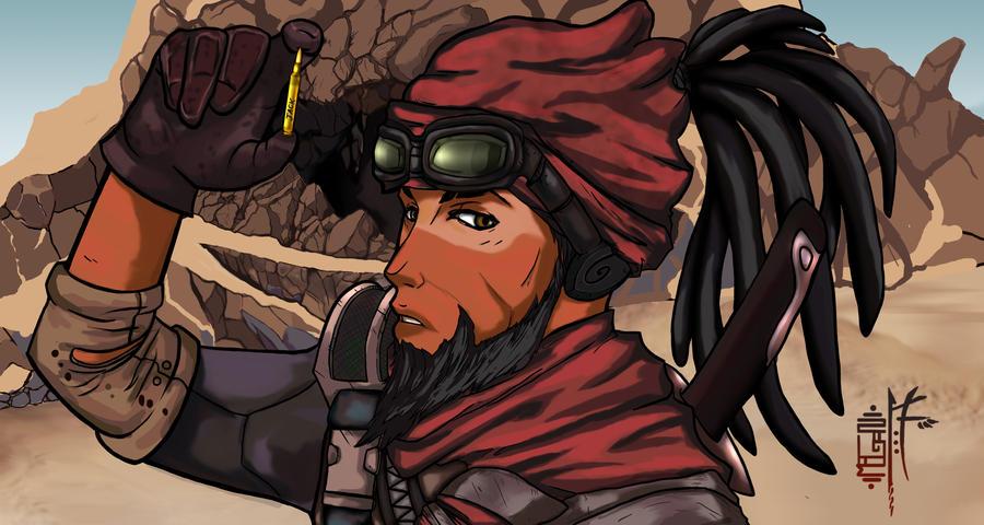 Take it Vault Hunter by Warshield22