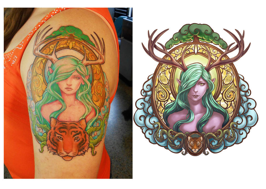 Wow Druid Tattoo