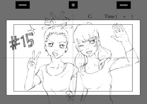 I participated in the Carole and Tuesday Ep15!!