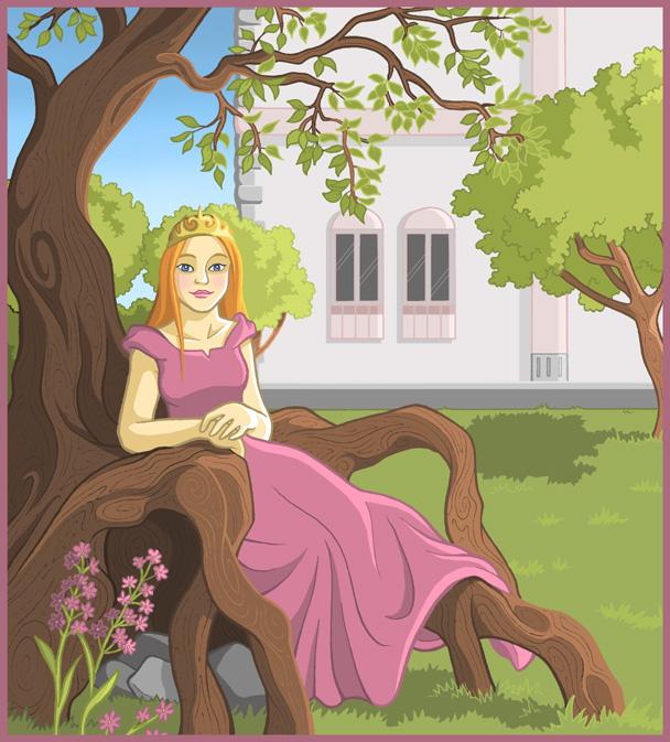 Princess Annabelle by fribergthorelli