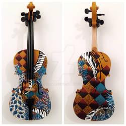 The violin fantasy - Custom instrument