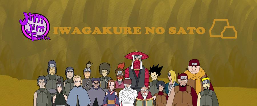 Iwagakure no Sato by jimjimfuria1 on DeviantArt