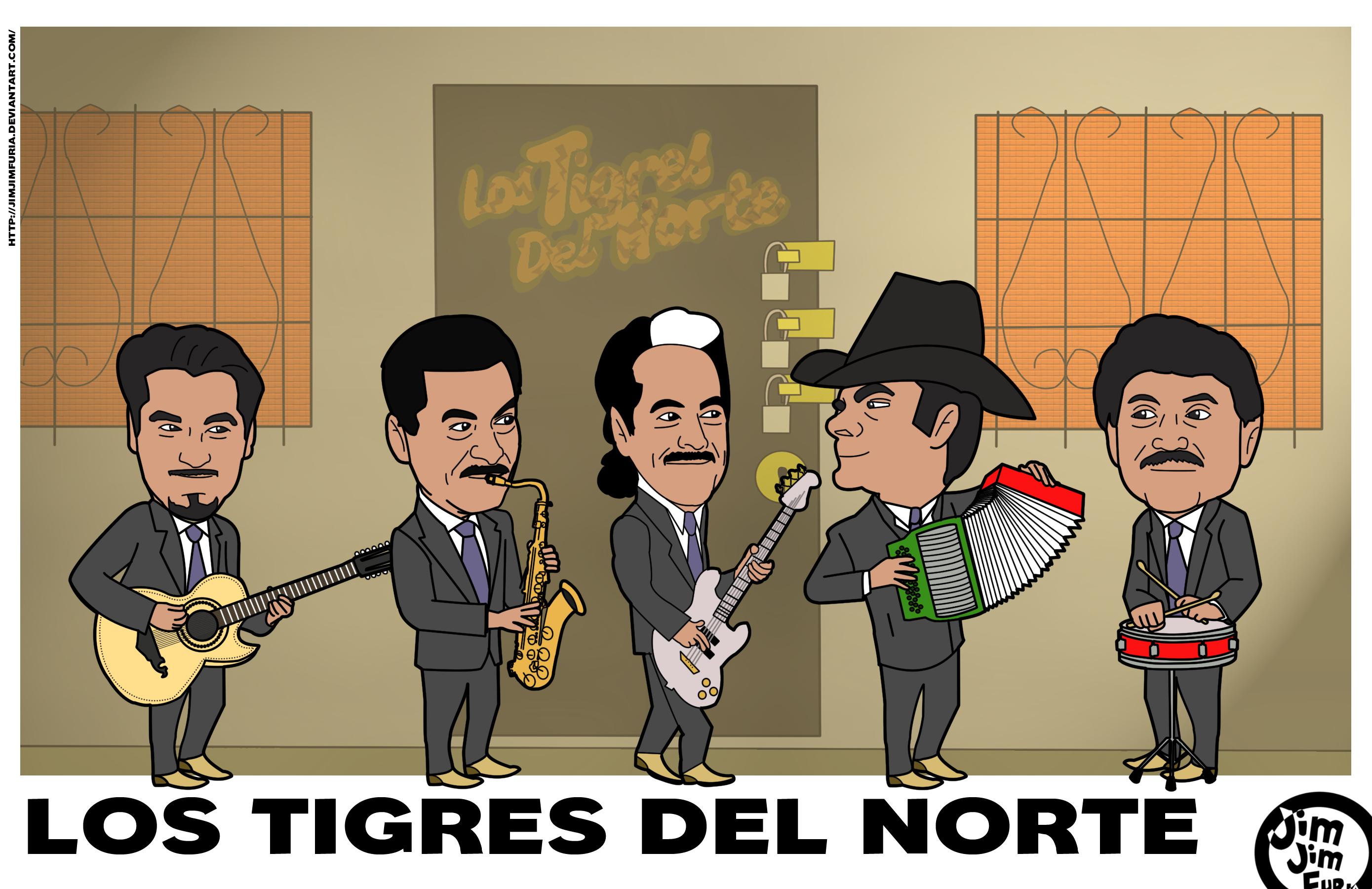 Los Tigres Del Norte Tour