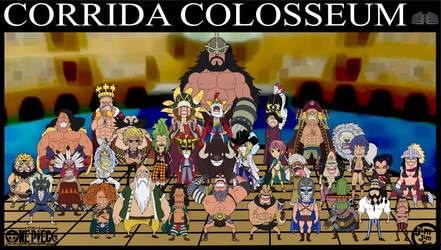 Coliseo Corrida by jimjimfuria1
