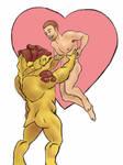Krogan love