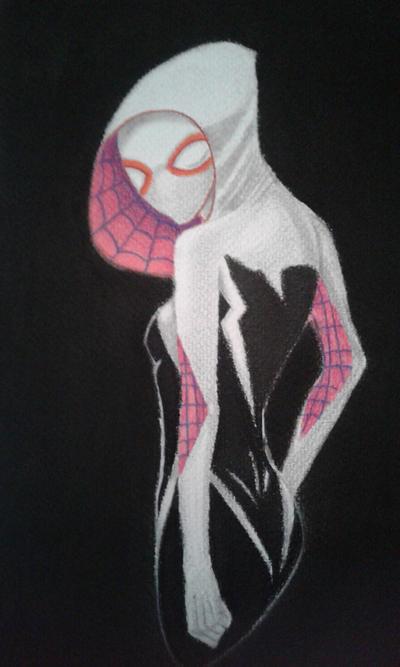 spider gwen by joyvane