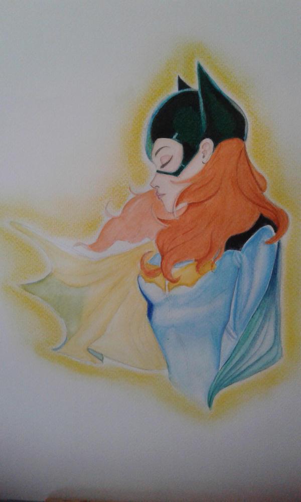 Batgirl by joyvane