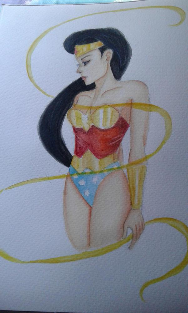 wonderwoman by joyvane
